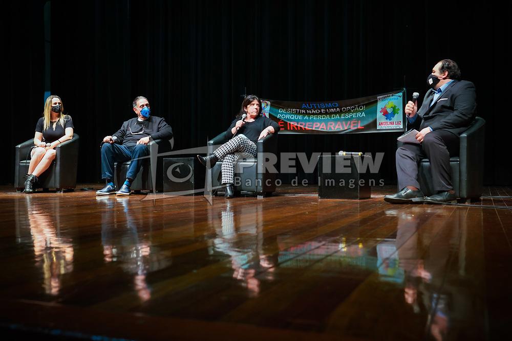 Deputado Estadual Dr. Thiago Duarte durante XVII SEMANA DA PESSOA COM DEFICIÊNCIA 2021. FOTO: Jefferson Bernardes/ Agência Preview