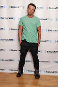 Portraits of DJ Daniel Powter at SiriusXM Studios, NYC. August 16, 2012. Copyright © 2012 Matthew Eisman. All Rights Reserved.