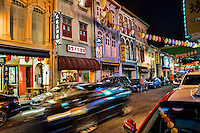 Shophouses of Chinatown
