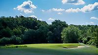 WISSMANNSDORF  - Duitsland - hole 3  Golf-Resort Bitburger Land. COPYRIGHT KOEN SUYK