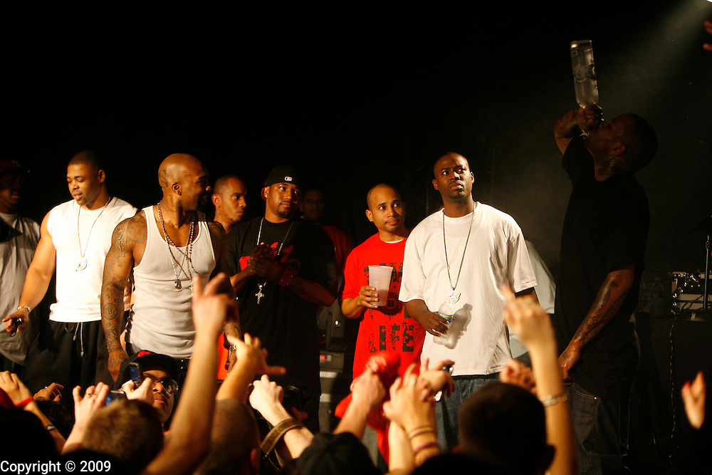 The Game performs at Jake's Nightclub and Bar in Bloomington.