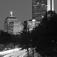 Photo prints, canvas prints, metal prints, framed prints, matted prints, print only at <br /> <br /> http://juergen-roth.pixels.com/featured/rush-hour-boston-juergen-roth.html