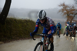 Rozanne Slik at Strade Bianche - Elite Women 2018 - a 136 km road race on March 3, 2018, starting and finishing in Siena, Italy. (Photo by Sean Robinson/Velofocus.com)