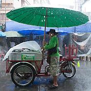 Street sellers of bangkok TBK241