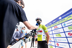 Tadej POGACAR of UAE TEAM EMIRATES during the 5th Stage of 27th Tour of Slovenia 2021 cycling race between Ljubljana and Novo mesto (175,3 km), on June 13, 2021 in Ljubljana - Novo mesto, Ljubljana - Novo mesto, Slovenia. Photo by Matic Klansek Velej / Sportida