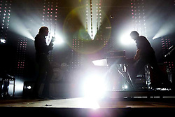 Keane play the main stage on the Sunday of Radio 1's Big Weekend, at the Camperdown Park, Dundee, 2006...