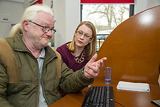 Social Security Secretary listens to Universal Credit issues, Edinburgh, 31 October 2018