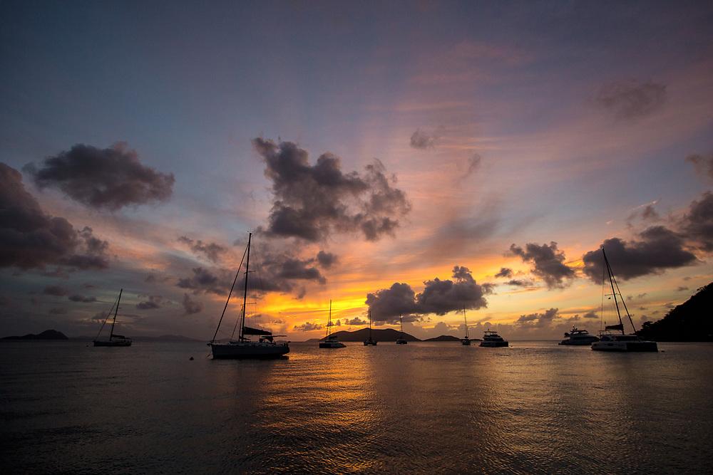 British Virgin Islands trip.