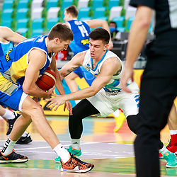 20201128: SLO, Basketball - FIBA Eurobasket Qualifiers, Group F, Slovenia vs Ukraine