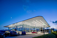 Mercedes Benz flagship store Den Haag Ibelings Van Tilburg Architecten