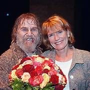Musical Olivier Amsterdam, Willem Nijholt en Annemarie Oster