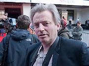 DAFYDD JONES, The Infidel premiere. Apollo theatre, Hammersmith. London. 8 April 2010