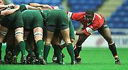 Reading. United Kingdom.   Rugby. England vLondon Irish vs Gloucester Rugby Steve . [Mandatory Credit; Peter Spurrier/Intersport Images]