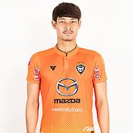 THAILAND - JUNE 25: Noppol Kerdkaew #2 of Nakhonratchasrima Mazda FC on June 25, 2019.<br /> .<br /> .<br /> .<br /> (Photo by: Naratip Golf Srisupab/SEALs Sports Images/MB Media Solutions)