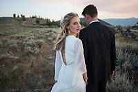 Jackson Hole wedding — Amanda Hoyt & Jason Steiert