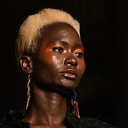 African Fashion Week London 2019 #AFWL2019 - Day 2 at Freemasons Hall on 10 August 2019, London, UK.