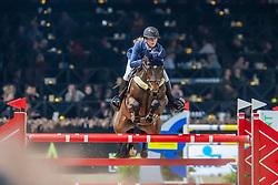 Van De Poel Vicky, BEL, Frenchy VDS<br /> Jumping Mechelen 2019<br /> © Hippo Foto - Martin Tandt<br />  27/12/2019