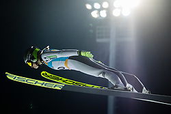 Spela Rogelj during National championship in ski jumping in NC Planica on December 23rd, Rateče, Slovenia. Photo by Grega Valancic / SPORTIDA