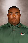2007-08 Miami Hurricanes Athletics Head Shots