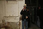 Richard Hudson, Henry Hudson exhibition, 2 Ada St. London E8. 25 October 2006. -DO NOT ARCHIVE-© Copyright Photograph by Dafydd Jones 66 Stockwell Park Rd. London SW9 0DA Tel 020 7733 0108 www.dafjones.com