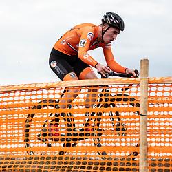 20190201: UCI CX Worlds : Dübendorf: Ryan Kamp on his way to victory