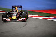 October 8-11, 2015: Russian GP 2015: Daniil Kvyat, (RUS), Red Bull-Renault