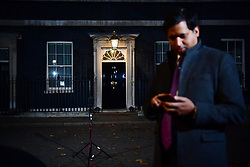 Sky News Political Editor Faisal Islam reporting from Downing Street, London.
