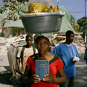 On Tuesday 12th of January at 16.53pm local time the biggest Earthquake to hit Haiti for 200 years struck with devastating force. .The impact of the disaster on a country already impoverished after years of political crisis, and previous natural disasters is huge. According to the DEC (Disasters Emergency Committee)'230,000 people were killed, 300,000 injured and 1.2 million left needing emergency shelter. Survivors have lost family, homes, livelihoods and essential services. Hospitals, schools and government buildings were also destroyed'. The media response by the news agencies has been intense, and much imagery especially on the internet has been shocking, almost voyeuristic,  these pictures allow us to connect with the Haitians, with their  humanity and as equals.