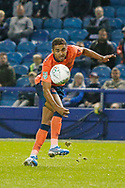 Dominic Calvert-Lewin of Everton  during the EFL Cup match between Sheffield Wednesday and Everton at Hillsborough, Sheffield, England on 24 September 2019.