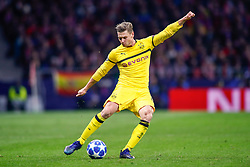 November 6, 2018 - Madrid, MADRID, SPAIN - Lukasz Piszczek of Borussia during the UEFA Champions League football match between Atletico de Madrid and Borussia Dormund on November 06th, 2018 at Estadio Wanda Metropolitano in Madrid, Spain. (Credit Image: © AFP7 via ZUMA Wire)