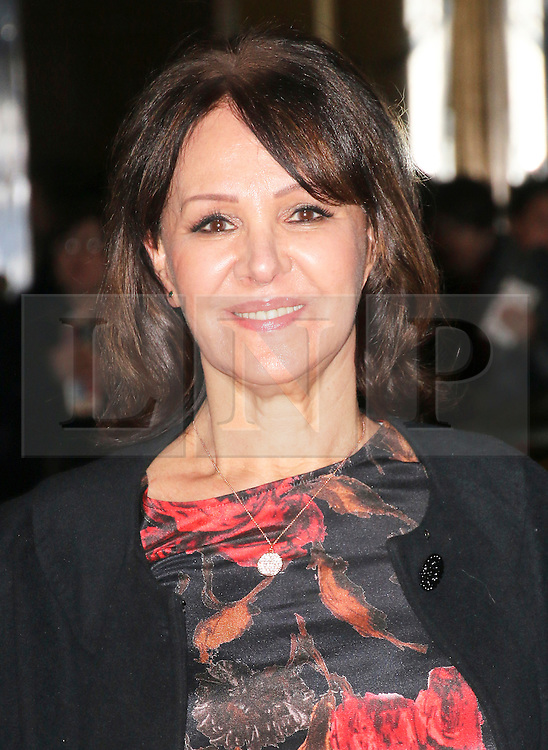 © London News Pictures. Arlene Phillips, Exhibition of exclusive photographs of Kate Moss at The Savoy, London UK, 30 January 2014, Photo credit: Richard Goldschmidt/LNP