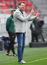 File photo dated 15-11-2020 of Slovakia manager Stefan Tarkovic. Issue date: Tuesday June 1, 2021.