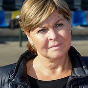 NLD/Hengelo/20120916 - Nijeloop 2012, Bartina Koeman - Borderveld en vriendin Debby