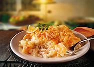 British Food - Potato Fish Pie