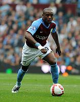 Fotball<br /> England<br /> Foto: Fotosports/Digitalsport<br /> NORWAY ONLY<br /> <br /> Nigel Reo Coker<br /> Aston Villa 2008/09<br /> Aston Villa V Liverpool (0-0) 31/08/08<br /> The Barclays Premier League