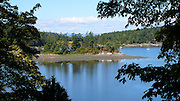 English Camp, Westcott Bay, San Juan Island, Washington State