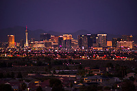 Las Vegas Strip @ Dusk