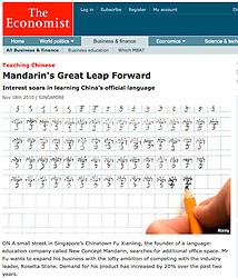 Economist tearsheet Nov 2010