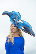 30/07/2015 report free : Winners Announced in Kilkenny Best Dressed Lady, Kilkenny Best Irish Design & Kilkenny Best Hat Competition at Galway Races Ladies Day <br /> At the event was Erin de Burca.<br /> Photo:Andrew Downes, xposure