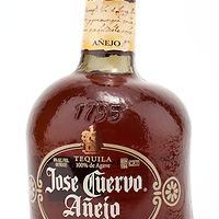 Jose Cuervo anejo -- Image originally appeared in the Tequila Matchmaker: http://tequilamatchmaker.com