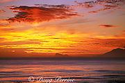 sunset, Gansbaai, South Africa
