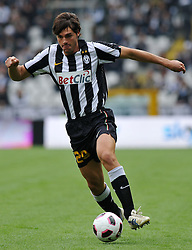17.10.2010, Stadio Olimpico, Turin, ITA, Serie A, Juventus Turin vs US Lecce, im Bild Paolo De Ceglie (Juventus) .EXPA Pictures © 2010, PhotoCredit: EXPA/ InsideFoto/ Giorgio Perottino +++++ ATTENTION - FOR AUSTRIA AND SLOVENIA CLIENT ONLY +++++..