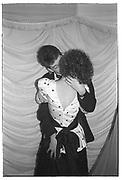 Valentine Ball, Oxford Union, 14 Feb 1987.