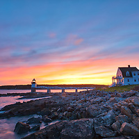 New England photography of Marshall Point Light with its iconic wooden walkway and the Marshall Point Lighthouse Museum. This beautiful New England lighthouse museum is located Port Clyde in Maine and marks the entrance to Port Clyde harbor.<br /> <br /> This iconic Maine lighthouse photography image is available as museum quality photography prints, canvas prints, acrylic prints, wood prints or metal prints. Fine art prints may be framed and matted to the individual liking and decorating needs:<br /> <br /> https://juergen-roth.pixels.com/featured/marshall-point-lighthouse-museum-juergen-roth.html<br /> <br /> Good light and happy photo making!<br /> <br /> My best,<br /> <br /> Juergen<br /> Photo Prints: http://www.rothgalleries.com<br /> Photo Blog: http://whereintheworldisjuergen.blogspot.com<br /> Instagram: https://www.instagram.com/rothgalleries<br /> Twitter: https://twitter.com/naturefineart<br /> Facebook: https://www.facebook.com/naturefineart