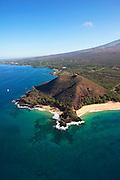 Makena Beach, AKA Oneloa Beach and Big Beach, Maui, Hawaii
