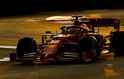 February 19, 2019 - Barcelona, Spain - Motorsports: FIA Formula One World Championship 2019, Test in Barcelona,, #16 Charles Leclerc (MON Scuderia Ferrari) (Credit Image: © Hoch Zwei via ZUMA Wire)