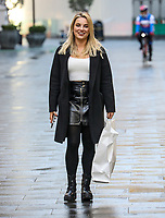 Sian Welby, Global Radio Studios, London, UK, 01 December 2020, Photo by piQtured