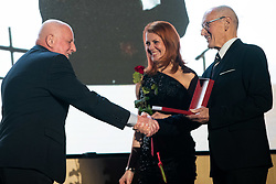 Ivan Pfeifer at 55th Annual Awards of Stanko Bloudek for sports achievements in Slovenia in year 2018 on February 4, 2020 in Brdo Congress Center, Kranj , Slovenia. Photo by Grega Valancic / Sportida