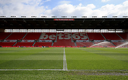 A general view of Stoke City's bet365 Stadium before the Sky Bet Championship game between Stoke City and Sheffield United