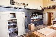 Inside the Victorian kitchen at Audley End House, Saffron Walden, Essex, England, UK